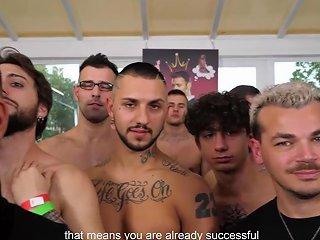 Rocco Siffredis Crazy 69 Dicks Gangbang Challenge Porn Videos