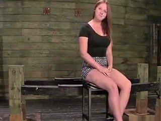 Hottie Experiences Pain In Sexy Sadomasochism Sex Session