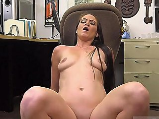 Sensual Brunette 1 Whipshandcuffs And A Face Utter Of Cum
