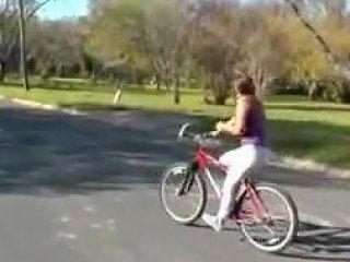 Handjob Blowjob From Stranger On Bike Ride Txxx Com