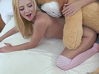 Fuck My Companion And Blonde Swallow Orgy Bear Necessities