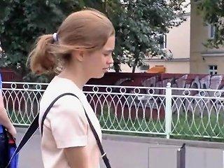 Russian Upskirt 2825
