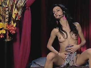 Mariana Zhizhanova Mashiara In Etvshow Bulgarian Nude Call