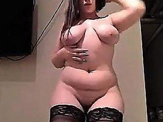 Busty Bbw Teen Masturbate More Drtuber