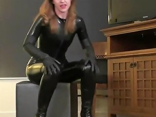 Serene Catsuit Gloves Boots HD