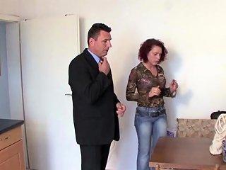 Stranger Seduce German Redhead Milf To Fuck For Little Help Drtuber