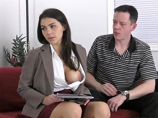 Sexy Business Lady Valentina Nappi Likes To Get Fucked Very Hard Even During Her Working Hours Hdzog Free Xxx Hd High Quality Sex Tube