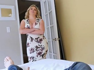 Stepsons Horny Mom With Huge Tits Porn Videos