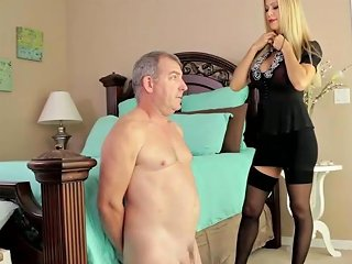 Husbands Awaited Release With Goddess Alexis Free Porn 91