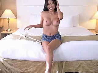 Asian Cute Teen Perfect Body Love Big Cock On Casting Creampie Go To Amateurmilftube Com F
