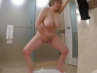 60 Gilf Masturbates Like A Ballerina Hd Porn 9d Xhamster