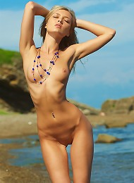 Monika   Stray Cat^mpl Studios Erotic Sexy Hot Ero Girl Free