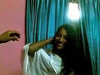 Indian Girl Having Sex...