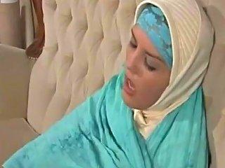 Arabian Muslim Girl...