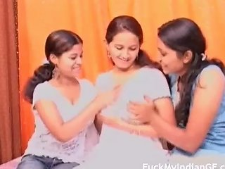 Indian Lesbian Gf...