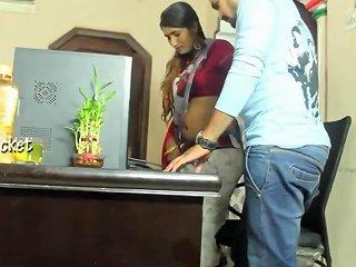 Omg Swathinaidu Cheating Her Boss Porn Videos
