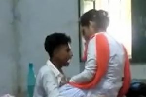 Young Indian Horny School Students