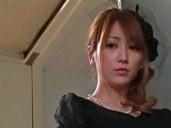 Exotic Japanese Chick In Incredible Stockings Pansuto Handjobs Jav Video
