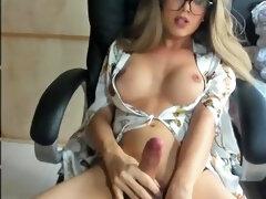 Sexy Ts Stroking