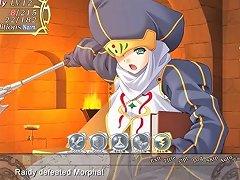 Lightning Warrior Raidy 2 Temple Of Desire Defeating Morpha Floor 1
