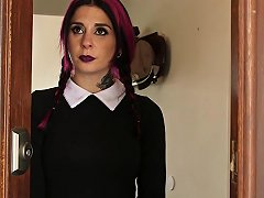Wednesday Addams Gets Ass Fucked Free Hd Porn 25 Xhamster