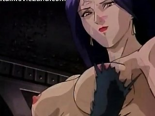 Cute Anime Babe Gets Fucked In Threesome Part4 Drtuber
