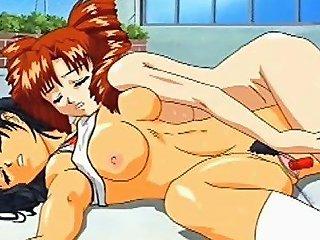 Hentai Girl Dildo Fucked And Face Sat