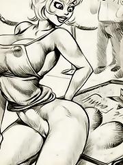 Little Annie Fanny XXX sketches^I draw porn Cartoon porn sex xxx cartoons toon toons drawn drawings free