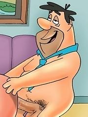 Flintstones Gay Cartoons^just cartoons dicks Cartoon porn sex xxx cartoons toon toons drawn drawings free